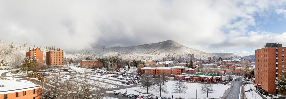 Winter at App