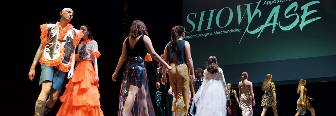 Fashion Showcase College Of Fine And Applied Arts