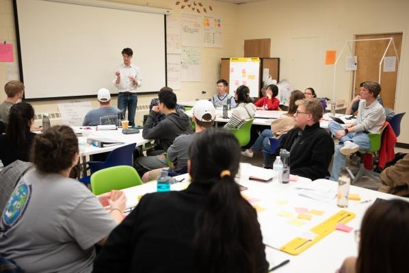 Holland Fellows workshop