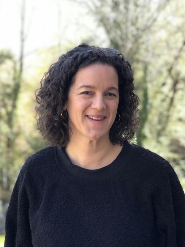 IlaSahai Prouty, an associate professor of studio art at Appalachian State University.