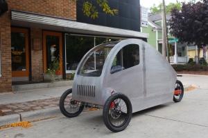Orbit electric moped