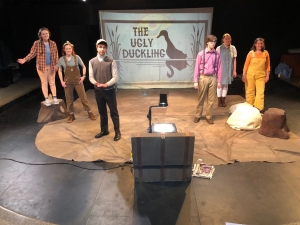 "Students perform ""The Ugly Duckling"""