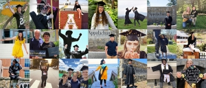 commencement images from grads