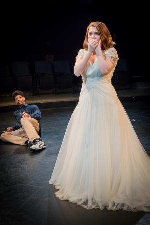 Zoe Dean as Eurydice