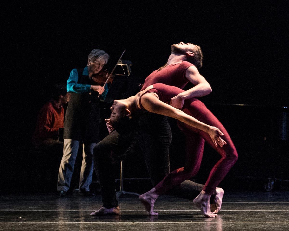 Fall Appalachian Dance Ensemble