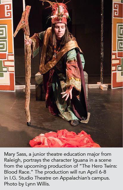 Mary Sass as Iguana