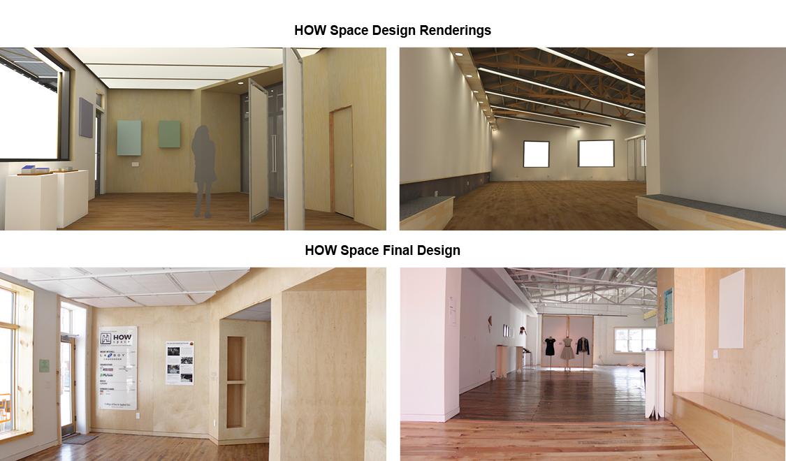 How Space renderings