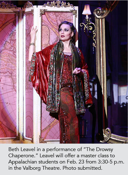Beth Leavel