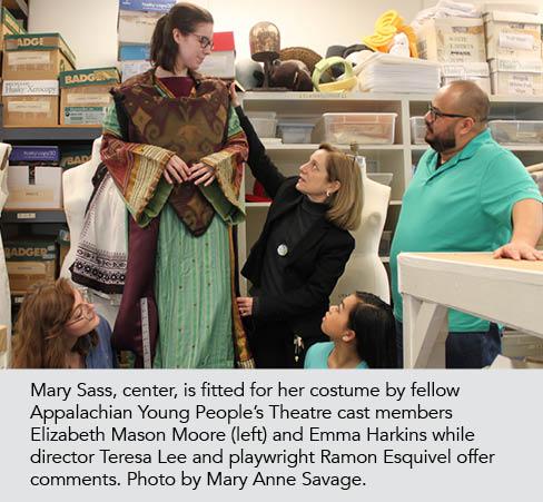 Ramon costume shop
