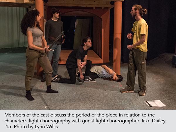 Silence rehearsal 2
