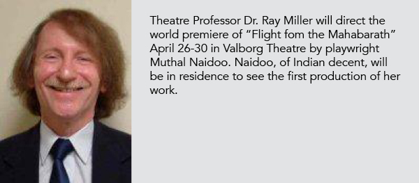 Dr. Ray Miller