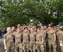 The Mountaineer Battalion