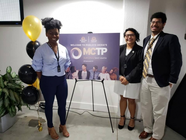 Students at talent pipeline