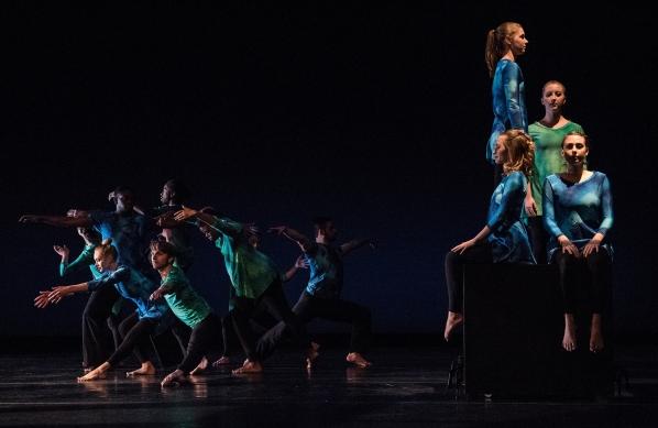 2016 Spring Appalachian Dance Ensemble