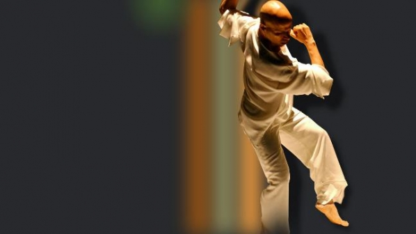 Jayachandran Palazhy dancing