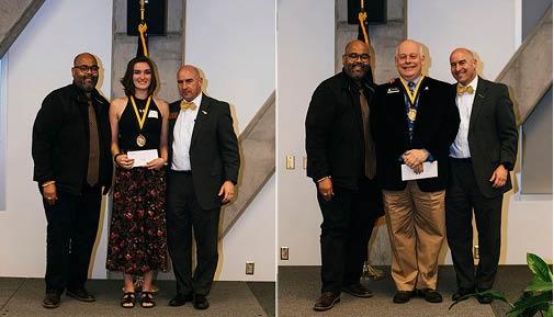 Plemmons Medallion Winners