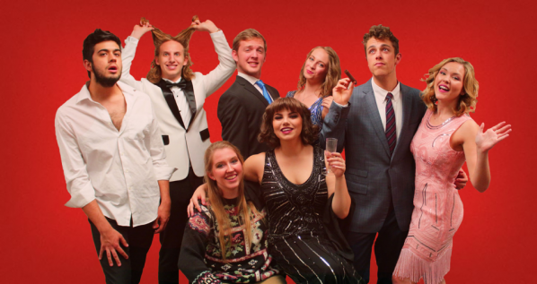 "AMTE Presents ""The Drowsy Chaperone"""