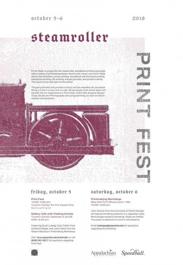 Print Fest poster
