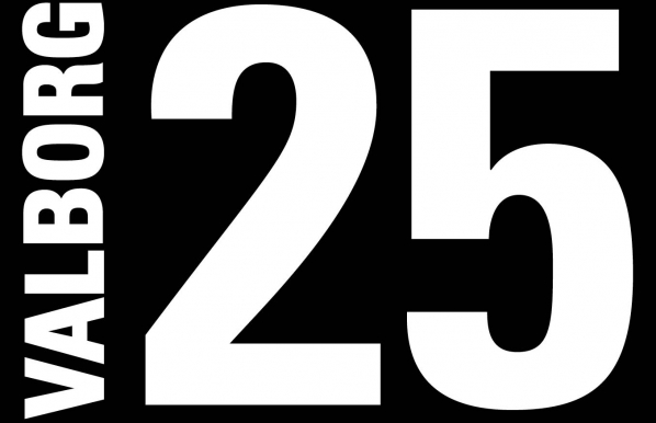 Valborg 25 graphic