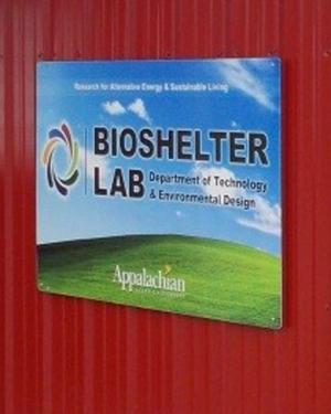 Bioshelter Lab
