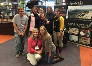 App State at the NCTC Regional Play Festival