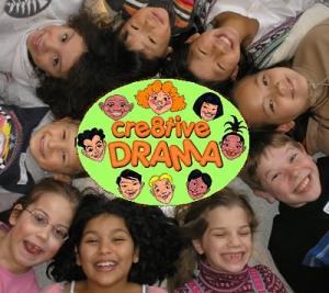 Cre8tive Drama Day Camp logo