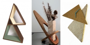Sustainable products designed by Alyssa Coletti's students