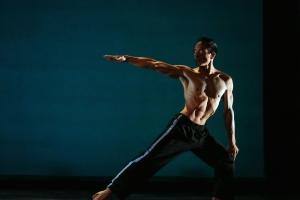 Dancer E.E. Balcos