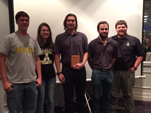 Students Place in TEECA East Conference Competition