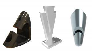 The winning designs