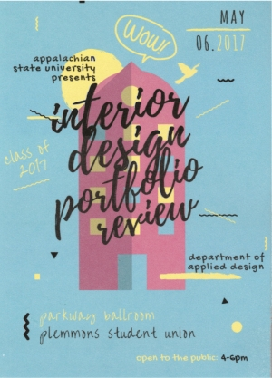 Portfolio review invitation