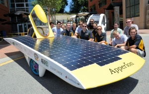 Team Sunergy with Apperion
