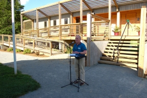 New Valle Crucis Welcome Center