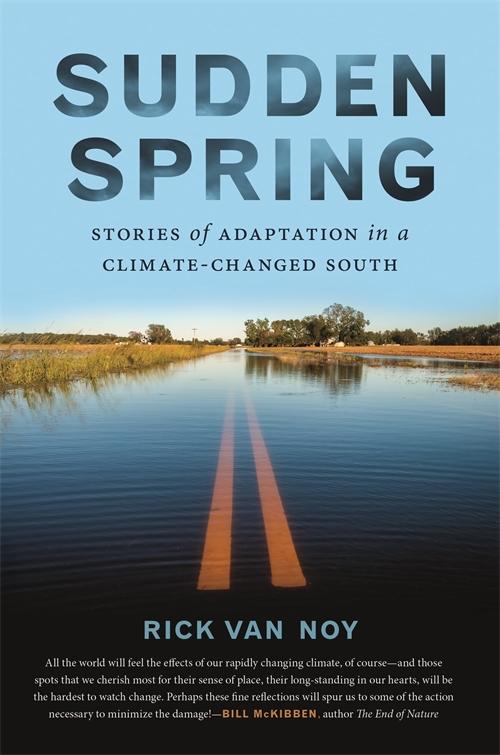 Sudden Spring book jacket